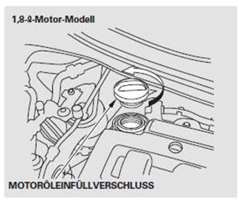 Auto L Nachf Llen by Honda Civic Motor 246 L Nachf 252 Llen Benzin Modelle Wartung