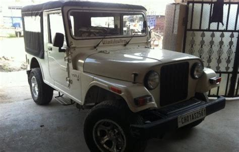 mahindra jeep 2013 mahindra thar di jeep