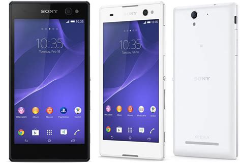Handphone Sony Xperia C3 your doyletarp80