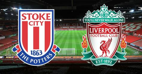 stoke city quiz book 2017 18 edition books stoke city vs liverpool live team news and goal updates