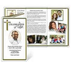Memorial Pamphlets 1000 Images About Memorial Service Ideas On Pinterest Memorial Services Funeral And