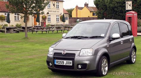 fiat panda review top gear fiat panda 100hp review road test 2010 part 2