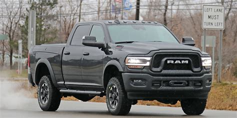 Dodge Truck 2020 by 2020 Ram Power Wagon Exposed