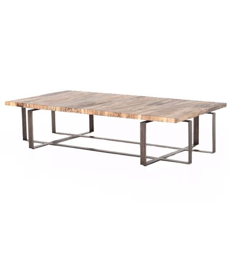brant coffee table beyondblue interiors raleigh