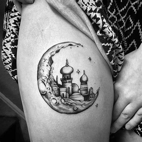 black moon stars tattoo design 99 moon tattoos that will illuminate your imagination