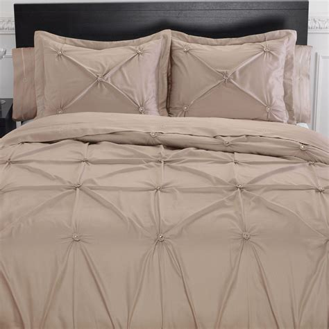 Taupe Duvet Memento Puckered Light Taupe Duvet Cover Bedding