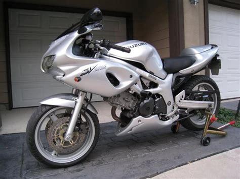 Suzuki Sv650s 2002 2002 Suzuki Sv 650 S Moto Zombdrive
