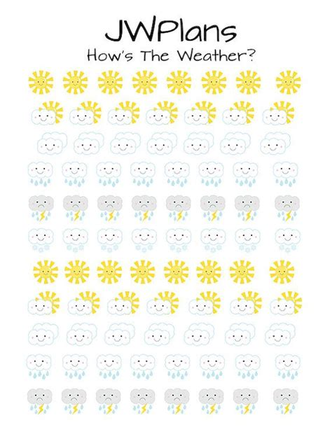 weather planner stickers printable 17 mejores im 225 genes sobre planner en pinterest imprimir