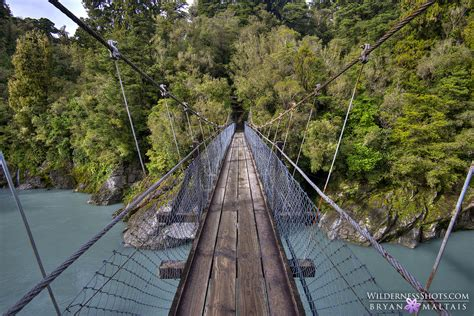 swing bridge nz hokitika swing bridge new zealand