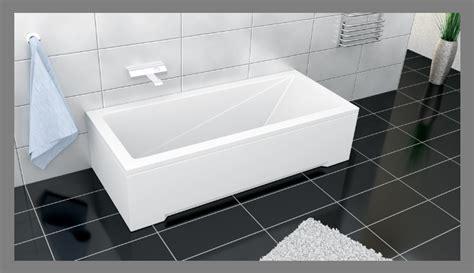 badewanne 150x70 badewanne rechteck acryl 120 130 140 150 160 170x70