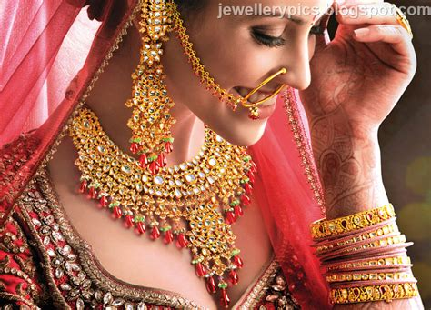 Indian Wedding Jewellery by Indian Bridal Jewellery Jewellery Designs