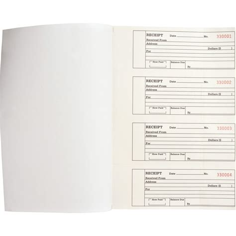 80 297 roll paper receipt templates home office supplies envelopes forms forms