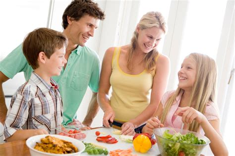 how i got my family to eat healthy