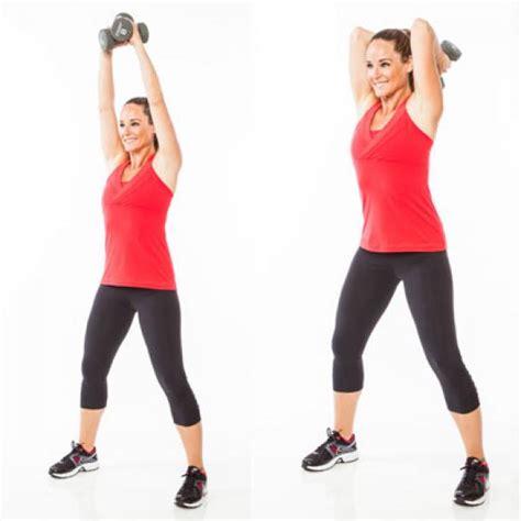 tabla de ejercicios con mancuernas para hacer en casa ejercicios con mancuernas para tonificar los brazos