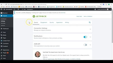Tutorial Jetpack Wordpress | wordpress jetpack tutorial london web design
