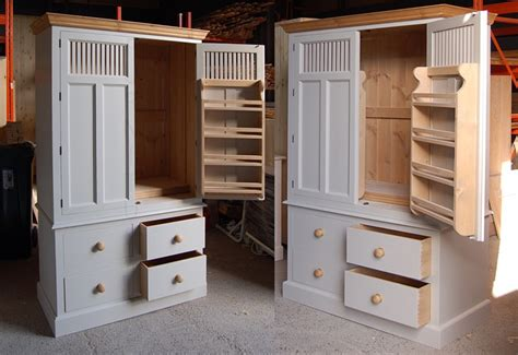 Oak Express Bedroom Furniture larder cupboards furniture4yourhome