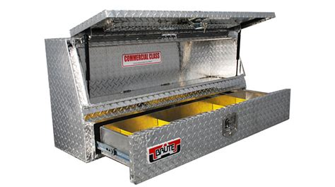 topside truck box with drawers brute contractor top side boxes with drawers 6 lengths