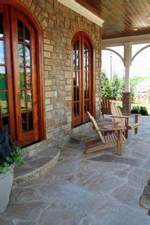 flagstone patio ideas  pinterest flagstone