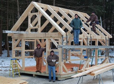 post and beam small house plans connecticut post beam