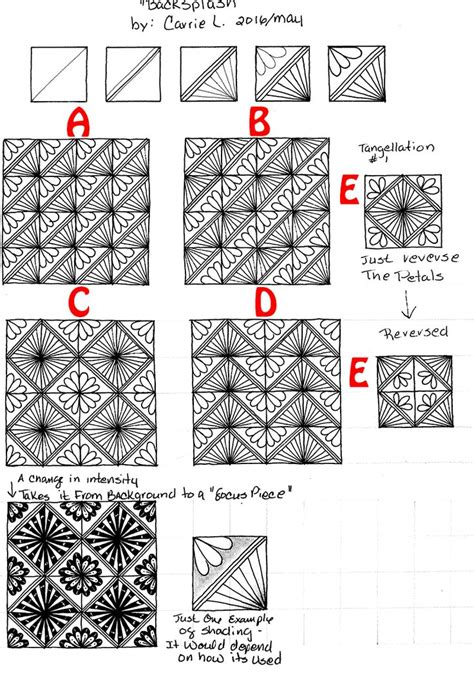 how to make a zendoodle 17 best ideas about tangle patterns on zen