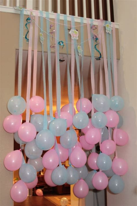 Gender Reveal Decorations by Gender Reveal Ideas Simply