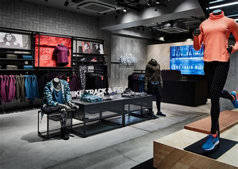 official store nikecom nike brings first running concept store to tokyo nike news