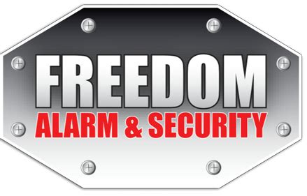 how does wireless home security work freedom alarm