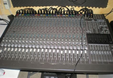 Mixer Behringer Sx4882 behringer eurodesk mx8000 image 30228 audiofanzine