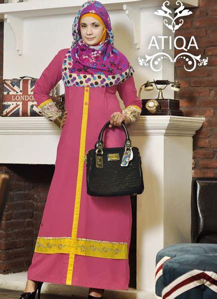 Mutif 171 Size Xxxl New Fashion Baju Muslim Gamis zaqiya zq atiqa katalog busana muslim