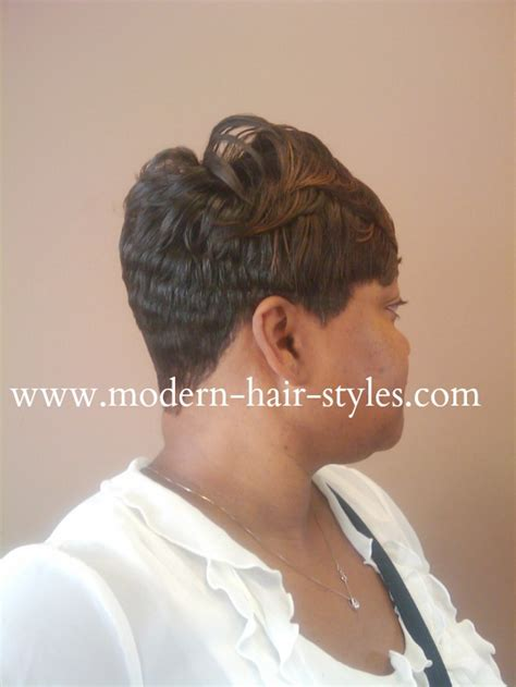 black girl 27 layer hair dos 27 piece short hairstyles black woman