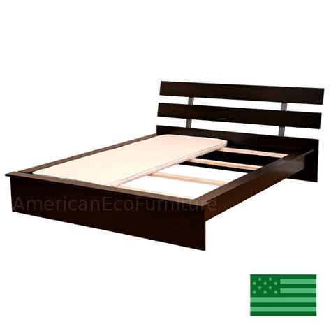 platform beds made in usa amish hudson platform bed solid wood made in usa