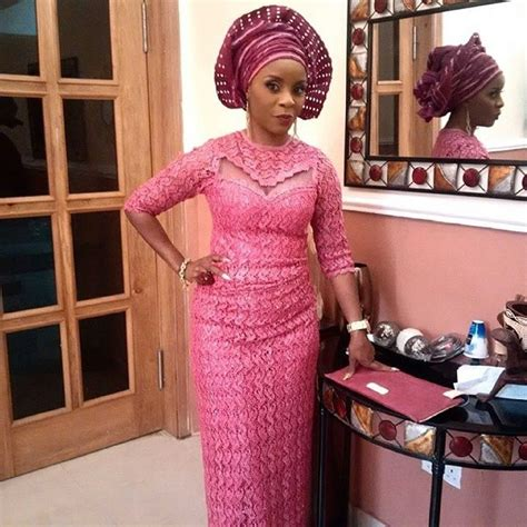 Fitted Buba Styles | iro and buba the aso ebi junkie