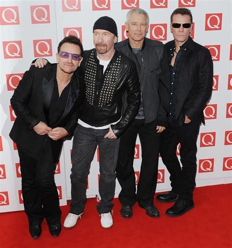 U2 Picture 19 - The Q Awards 2011 - Arrivals Q 2011