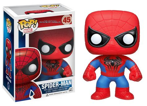the amazing spider 2 pop s and wacky wobblers nerdfu