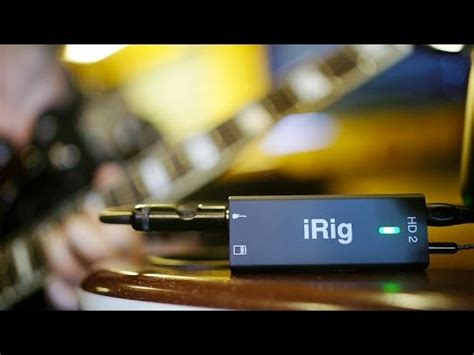 irig hd 2 iphone 7 ready for guitar bass more check out vernon mcgee jones and