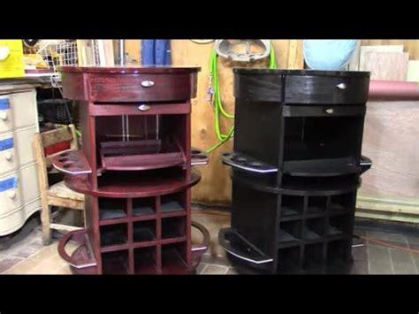 diy bar diy done right home mini bar diy part 1 of 2 youtube