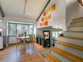 Tri Level House Style by Groovy Art Filled Tri Level In Denver