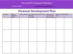 individual development plan template best business template