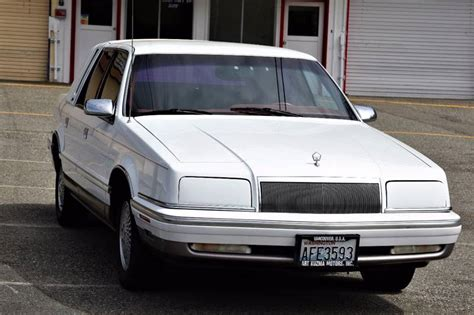 purchase used 1993 chrysler new yorker fifth ave 75k original mi 50 photos loaded a chrysler new yorker fifth avenue for sale used cars on buysellsearch