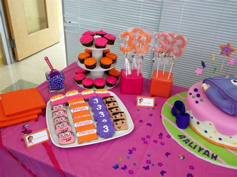 dora the explorer printable party decorations dora the explorer birthday party ideas photo 6 of 20