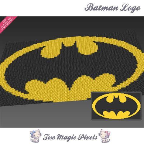 knitting pattern logos batman logo inspired crochet blanket pattern knitting
