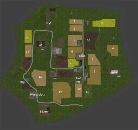 minimap    fs  farming simulator   mod