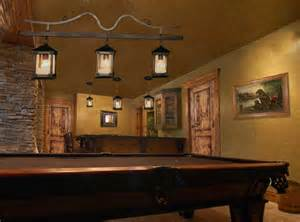 Spray Painting A Brass Chandelier Pool Table Light Fixtures Light Decorating Ideas