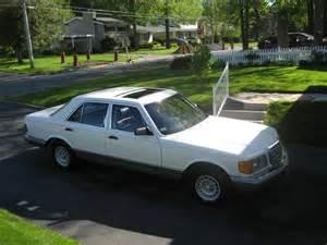 1983 Mercedes 300sd 1983 Mercedes 300sd Turbo Diesel Cars