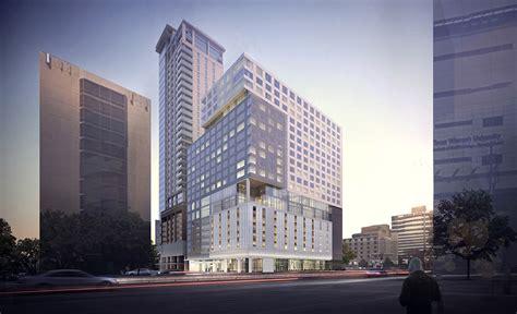 Medistar Begins Construction on InterContinental® Houston