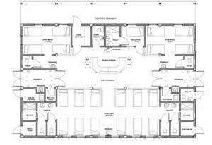 Maternity Hospital Floor Plan by Emi Tech Reconsidering The Ward