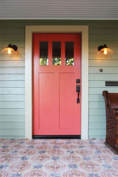 Coral Front Door by 25 Best Ideas About Coral Door On Coral Front