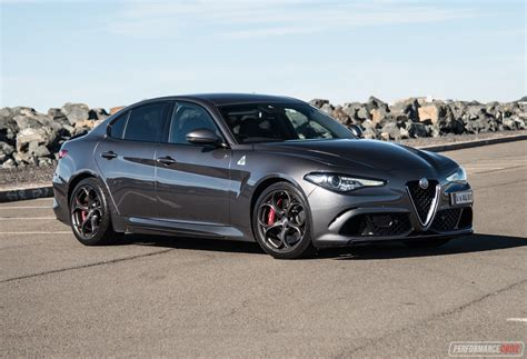 2018 alfa romeo giulia quadrifoglio review video