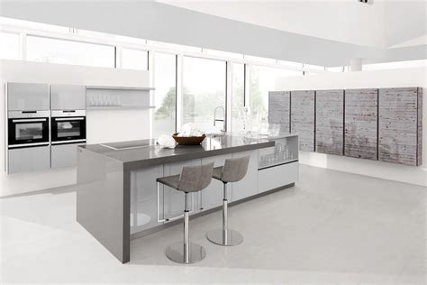 High Gloss Grey Kitchen Cabinets Grey Gloss Kitchen White Worktop Search High Gloss Kitchens Gloss