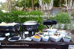 mashed potato martini bar toppings tips for your